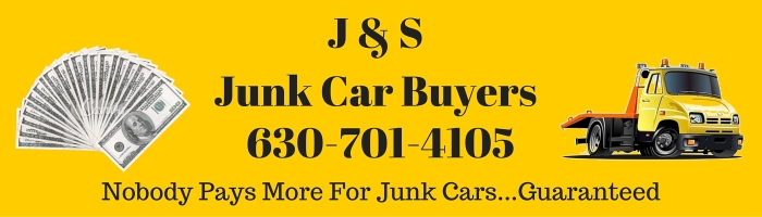 cash for junk car buyers aurora, il
